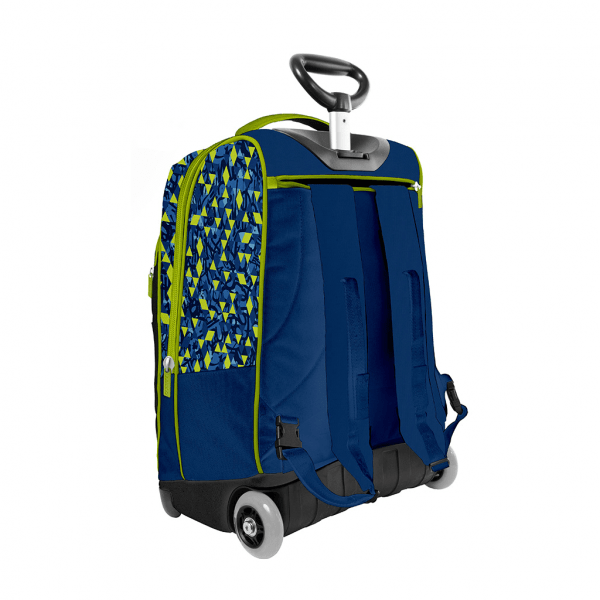 Trolley Urban Boy Verde - Retro